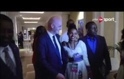 مساء الأنوار: القارة الإفريقية تترقب انتخابات الكاف