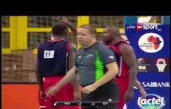 مباراة كينيا ومصر في تصفيات بطولة افريقيا للسلة