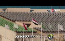 مساء الأنوار: بورسعيد تستعد لمباراة المصري مع ديجوليبا المالى