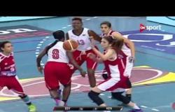 مباراة كينيا ومصر في تصفيات بطولة افريقيا للسلة ( سيدات )