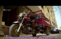 """مساء dmc - أم خالد """" بائعة الأنابيب """" أحد النماذج النسائية التي اقتحمت عالم الرجال في مصر"""