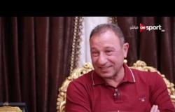 لقاء خاص مع ك. فتحي خورشيد نجم المنتخب والمحلة سابقاً في برنامج القاهرة أبوظبي