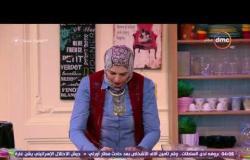 """السفيرة عزيزة - رشا دياب """" خبيرة تغذية """"  ... طريقة عمل السوشي"""