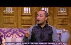"""السفيرة عزيزة - أحمد محروس """" صاحب مزرعة ألبان """" .. طريقة معرفة اللبن الطبيعي من المغشوش"""