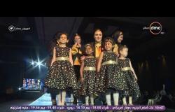 مساء dmc - أول عرض أزياء لأطفال مرضى السرطان في مصر