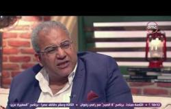 """بيومى أفندى - سؤال محرج لـ داليا البحيرى... بيومى فؤاد """" انا ولا خالد سرحان؟ """""""