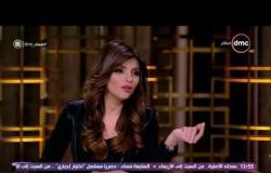 """مساء dmc - الفنانة لبنى عبد العزيز: """"أنا كنت بكتب أيام الإخوان وكنت مستنيه يحطوني في السجن"""""""