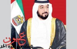 رئيس الإمارات يأمر بتنكيس علم بلاده وإعلان الحداد لـ3 أيام