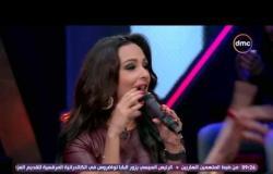 """عيش الليلة - مي سليم وميس حمدان يغنوا أغنية """"على رمش عيونها"""" مع محمود عبد المغني"""