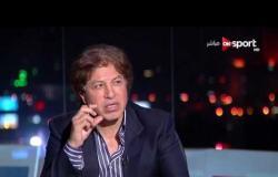 القاهرة أبوظبي: تعقيب ثروت سويلم حول أزمة الزمالك والمقاصة والمكالمة المسجلة بينه وبين مرتضى منصور