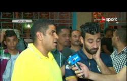 ستاد مصر: لقاءات مع لاعبي الإنتاج الحربي عقب الفوز على النصر للتعدين