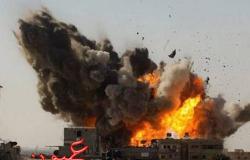 بالفيديو || اللحظات الأولى لقصف العاصمة السعودية بالـ«بركان2» .. ورد عنيف وحاسم من الرياض