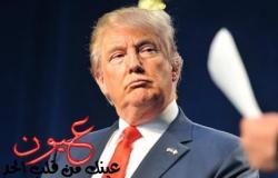 بالفيديو || ترامب في حالة سكر باجتماع رسمي