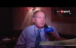 ستاد مصر: تصريحات ل. محمد عبد السلام - رئيس فريق مصر للمقاصة عقب التعادل مع النادي الأهلي