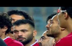 ستاد مصر - ملخص الشوط الثاني من مباراة الأهلي وإنبي ومراسم تسليم الأهلي درع الدوري