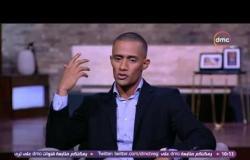 """لقاء خاص - النجم محمد رمضان ... الفنان عمر الشريف """" أنقذنى من الغرق في اليأس """""""
