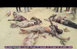 """مساء dmc - أسامة كمال يعرض فيديو """" القوات المسلحة """" أثناء تمشيط وملاحقة العناصر التكفيرية """""""