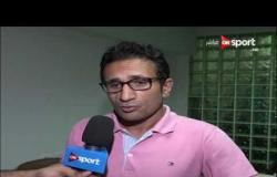 ستاد مصر - لقاء مع ك. أحمد سامي مدرب طلائع الجيش بعد الهزيمة من إنبي بالجولة الأخيرة من الدوري