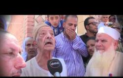 """مساء dmc -  تشييع جثمان الشهيد """"أحمد المنسي"""" في جنازة عسكرية وشعبية"""