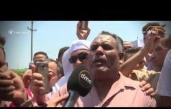"""مساء dmc - تشييع جثمان الشهيد """"خالد المغربي"""" في جنازة عسكرية وشعبية"""