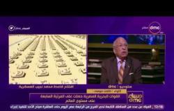 """مساء dmc - وائل لطفي """" مصر تحاصر الارهاب وتتصدى له بكل  قوة """""""