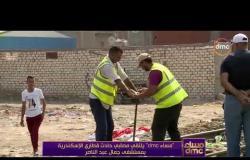 مساء dmc يلتقي مصابي حادث قطاري الإسكندرية بمستشفى جمال عبد الناصر