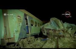 مساء dmc - أبرز حوادث الطرق في مصر
