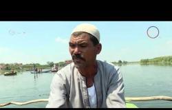 مساء dmc - استغاثة صيادين المنوفية لإنقاذهم بعد اختلاط مياه الصرف بالبحر