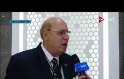 مونديال شباب الطائرة - لقاء مع فؤاد عبد السلام رئيس اللجنة العليا لمونديال الطائرة