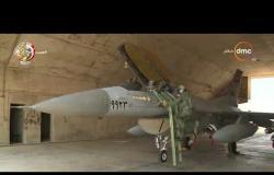 مساء dmc - القوات الجوية تدمر 9 سيارات دفع رباعي محملة بالأسلحة على الحدود الغربية