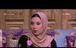 السفيرة عزيزة - هينار شريف مخرجة فنية - توضح سبب أختيارها التراث الروماني للمشروع