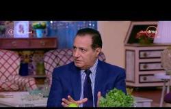 السفيرة عزيزة - د/ عبد الهادي مصباح - يوضح أهمية الوقاية من عدوى أمراض المدارس