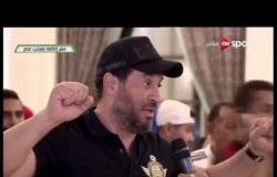 لقاء مع الفنان ماجد المصري عقب تأهل مصر لكأس العالم