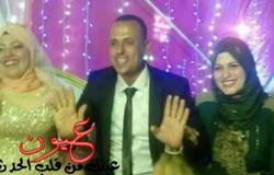 بالصور  الزوج الأسطورة يخرج عن صمته ويكشف سبب زواجه الثاني وحضور الزوجة الأولى حفل الزفاف