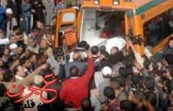 عاجل| ابن سيدة العزبة الغربية المذبوحة يقتل والد القاتل داخل محكمة شبين الكوم ويصيب ضابط أخر.. وسط ذهول وصدمة المواطنين
