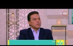 8 الصبح - كابتن / حسام البدري : لا توجد أزمة مع الكابتن عماد متعب والسن له عامل في تراجع الأداء