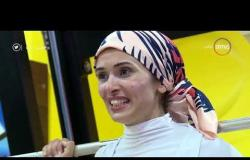مساء dmc - أول لاعبة محجبة في الوطن العربي تمثل مصر في مونديال العالم في روسيا