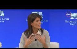 الأخبار - سفيرة واشنطن بالأمم المتحدة تصف تدخل روسيا في الانتخابات الرئاسية بالحرب