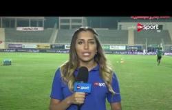 ستاد مصر - أجواء ما قبل مباراة الزمالك وسموحة ضمن منافسات الجولة السادسة من الدوري