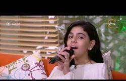 """8 الصبح - أغنية """" تلات سلامات """" من الموهبة الصغيرة رحمة مصطفى"""