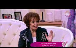"""السفيرة عزيزة - سميرة أحمد """" محتاجين الفترة دي أعمال دينية وتاريخية """""""