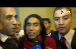 """مساء الأنوار - عمرو مرعي : """"أبارك للأهلي على التأهل ولم أتوقع النتيجة الكبيرة"""""""