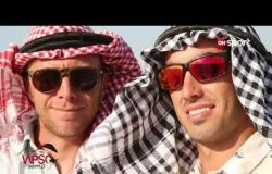بطولة العالم للباراموتور - جولة للمتسابقين الأجانب ببطولة العالم للباراموتور في الأهرامات