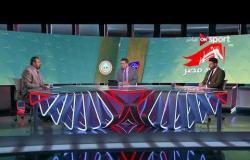 ستاد مصر - عيون ك. أحمد سامي المدير الفني لطلائع الجيش عقب الهزيمة من بتروجيت
