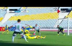 ستاد مصر - أحمد شكري يحرز الهدف الأول للمصري في الدقيقة الخامسة من ركلة جزاء