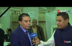 الرياضة تنتخب - لقاء مع المستشار عبد العزيز غنيم رئيس لجنة 83 بانتخابات الزمالك
