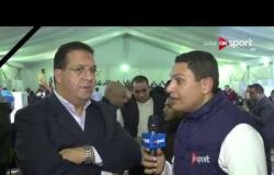 الرياضة تنتخب - لقاء مع المستشار أحمد جلال ابراهيم المرشح على منصب نائب رئيس الزمالك