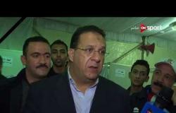 الرياضة تنتخب - تصريحات أحمد جلال إبراهيم - المرشح على مقعد نائب رئيس الزمالك