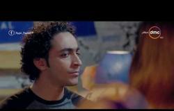 """السفيرة عزيزة - أشرف عبد الباقي : """"إبرام مكانش عارف يقول بابي"""""""