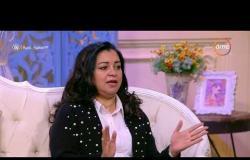 """السفيرة عزيزة - شيرين عادل : """"عائلة زيزو يعيد الدراما النظيفة"""""""
